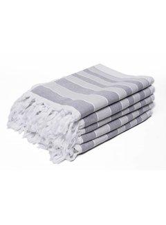 Hammam Towel Grey
