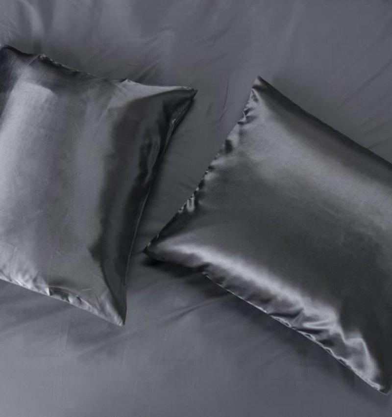 Nightlife Silk Satin pillow case Antra