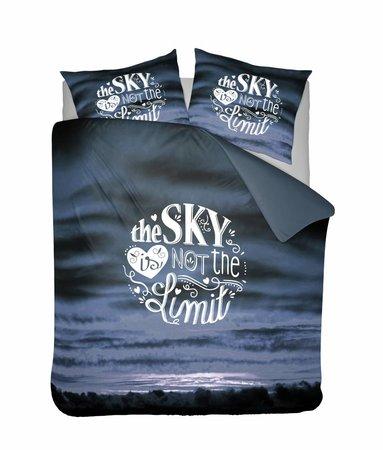 Dekbedovertrek Sky Blauw
