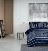 Nightlife Fresh Dekbedovertrek Indigo Blauw