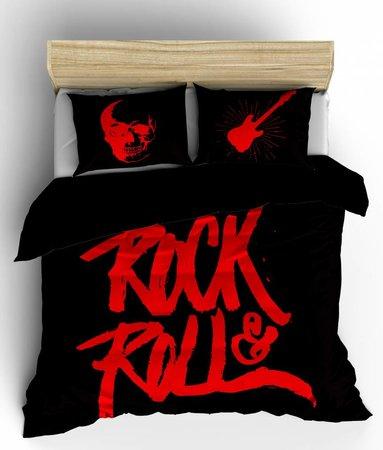 Rock N Roll Rood