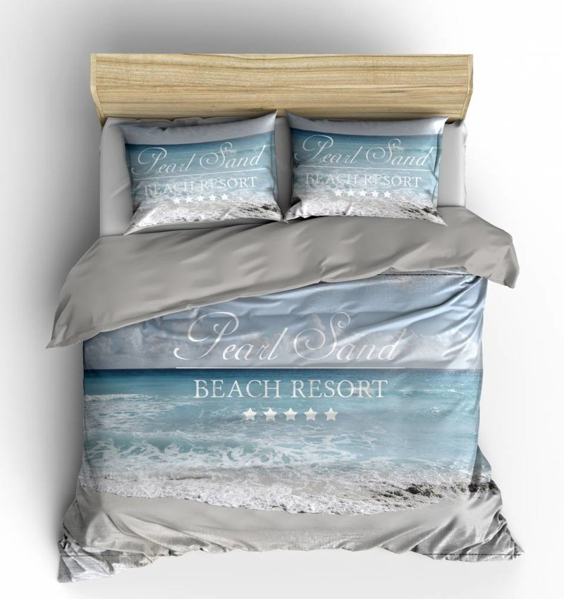 Nightlife Concept Dekbedovertrek Pearl Sand