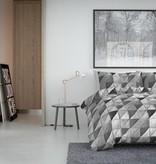 Nightlife Fresh Dekbedovertrek Fur Mozaik Grijs