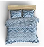 Nightlife Fresh Dekbedovertrek Diamond Blauw