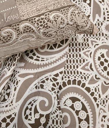 Barok Patchwork Beige