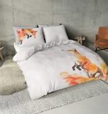 Nightlife Blue Dekbedovertrek Fox