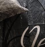 Pierre Cardin Dekbedovertrek Stone Look Antraciet