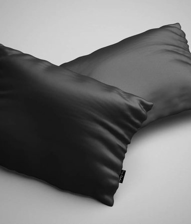 Kussenslopen Zwart (2 stuks)