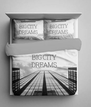 Big City Dreams Grijs