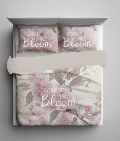 Life in Bloom Beige