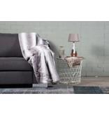 Nightlife Home Woondeken Faux Fur Antraciet 150x200