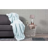 Nightlife Home Woondeken Flanel Rib Mint 150x200