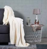 Nightlife Home Woondeken Fleece Ecru
