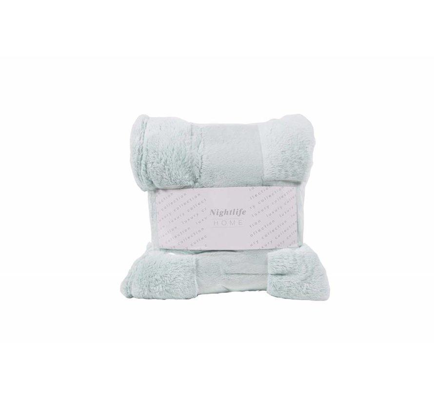 Woondeken Fluffy Mint 150x200