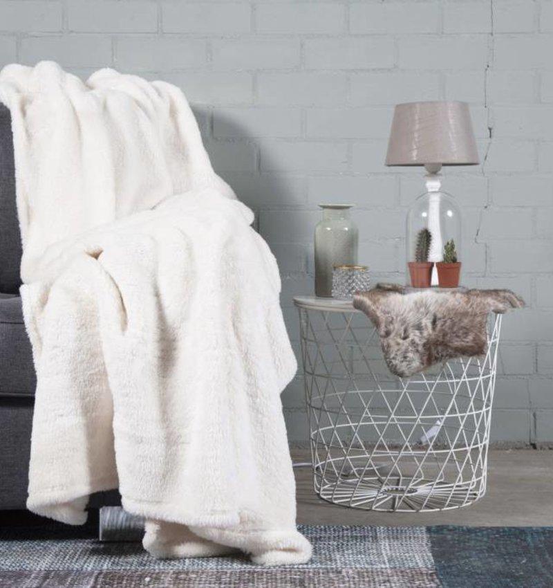 Nightlife Home Woondeken Fluffy Ecru 150x200