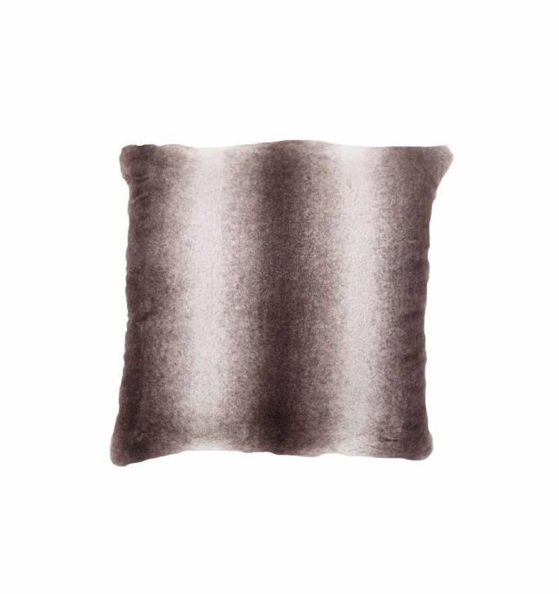 Nightlife Home Sierkussenhoes Faux Fur Taupe