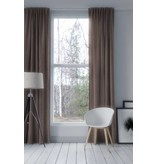Nightlife Home Gordijn Ringen Taupe
