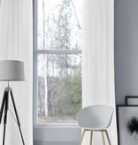 Nightlife Home Licht Verduisteringsgordijn Haken Wit