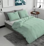 Nightlife Wake Up Dekbedovertrek Pattern Groen