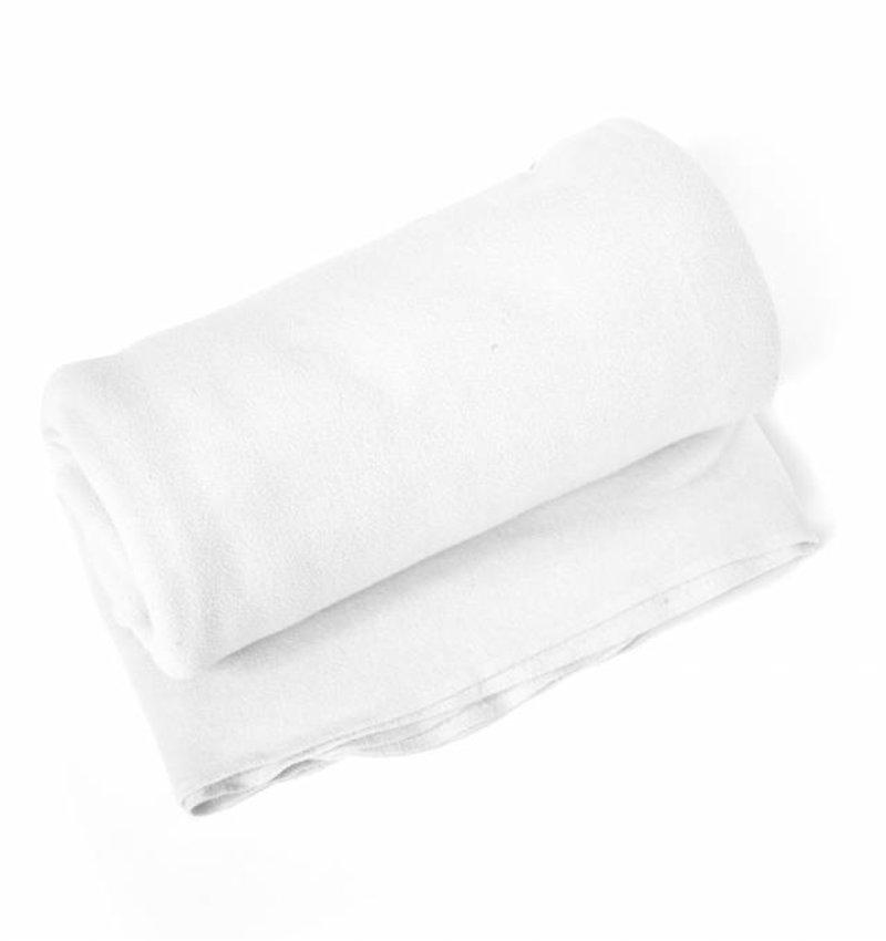 Hoeslaken Basic Wit (Rol verpakking)