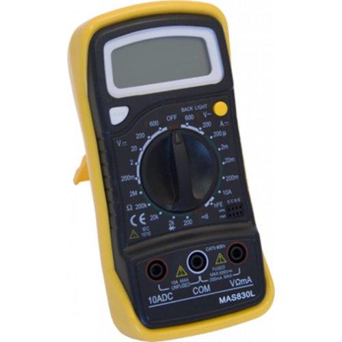 Ironside Multimeter digitaal