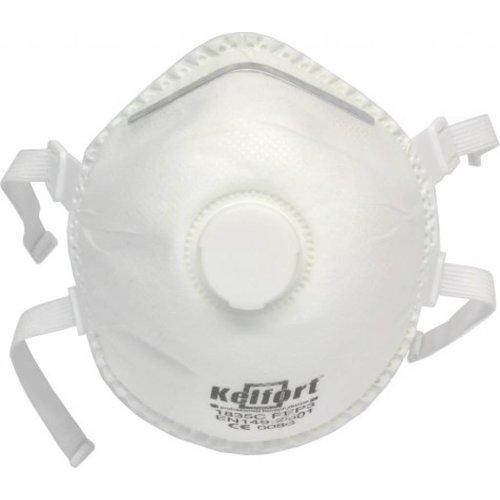 Kelfort Stofmasker voorgevormd FFP3