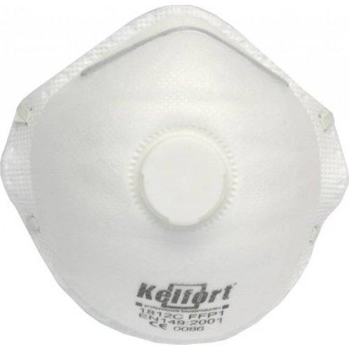 Kelfort Stofmasker voorgevormd FFP1