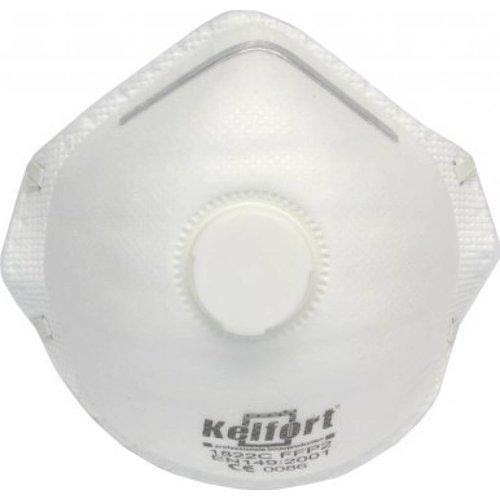 Kelfort Stofmasker voorgevormd FFP2