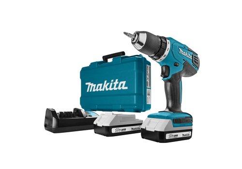 Makita DF457DWE 18V Boor-/schroefmachine