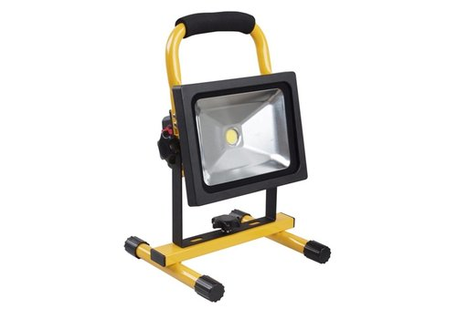 Vetec LED Accu bouwlamp 20W