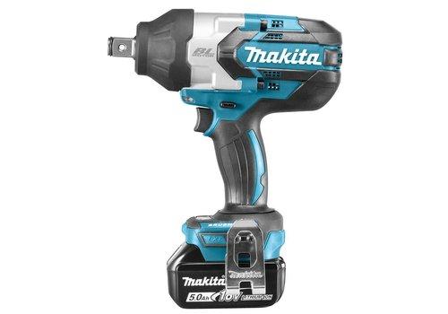 Makita DTW1001RTJ 18 V Slagmoersleutel