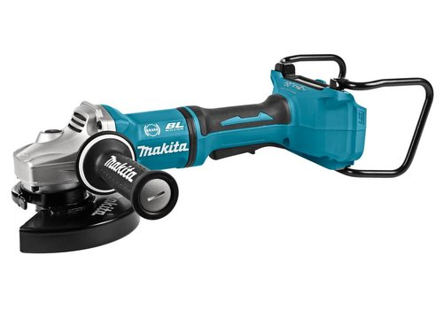 Makita DGA700ZKX1 2x18 V Haakse slijper 180 mm