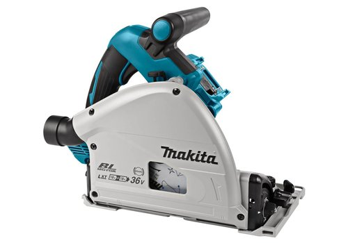 Makita DSP600ZJ 2x18 V Invalcirkelzaag 165 mm