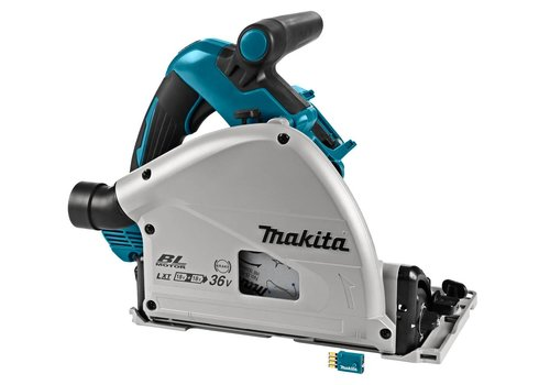 Makita DSP601ZJU 2x18 V Invalcirkelzaag 165 mm
