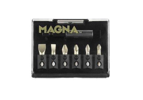 Magna XH classic bitset 6+1 PZ/PH/ZS 7-delig