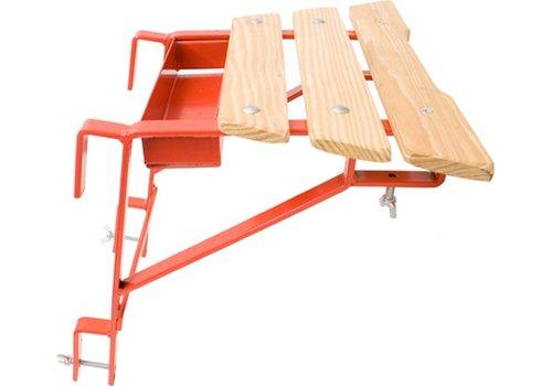 Kelfort Ladderafstandhouder met bakje/ plateau