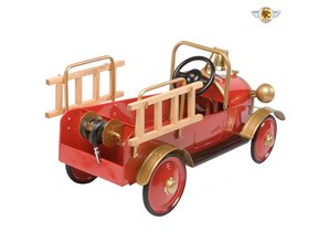 Airflow Collectables Fire Engine Pedal Car