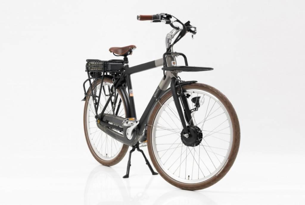 test qwic elektrische fiets