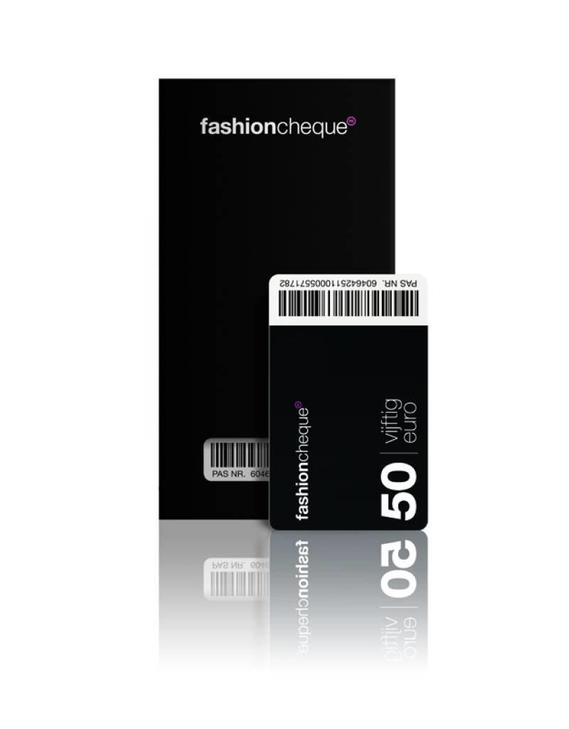 Fashioncheque € 50,00