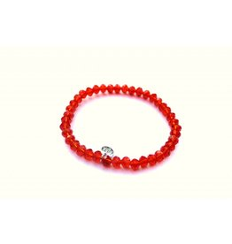 Biba Armband Biba rood