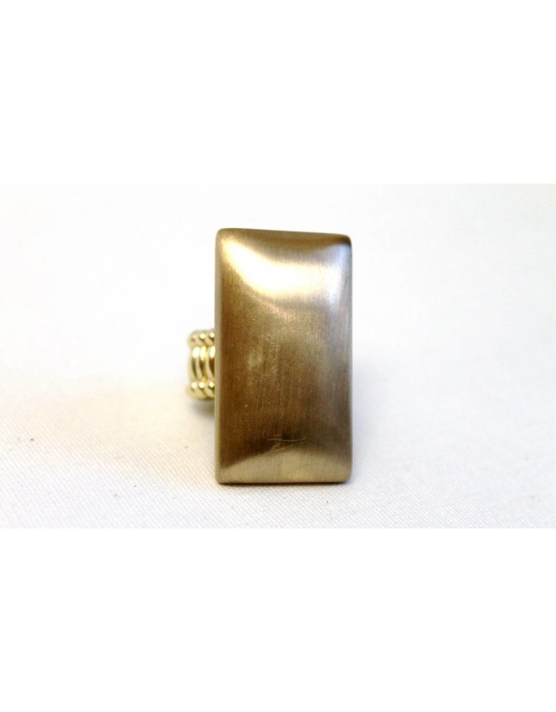 Ring mat goud