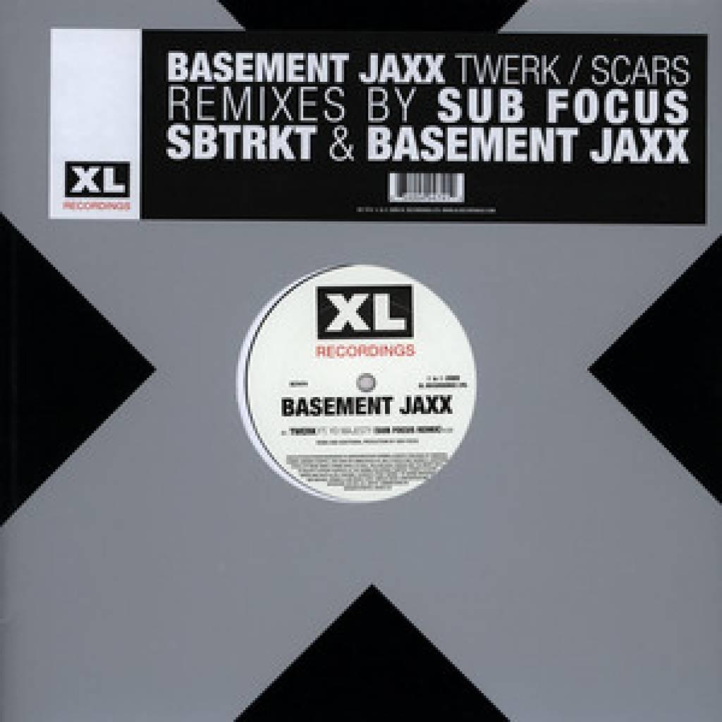 Twerk / Scars (Remixes By Sub Focus