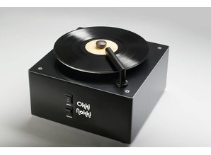 Okki Nokki record cleaning machine (black)