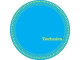 Technics Ring Blue Slipmats