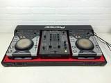 Pioneer 400 CDJ + DJM set