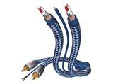In-akustik Premium Phono Cable (0,75m)