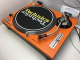 Custom Technics SL 1210 MK2 + Stanton 505