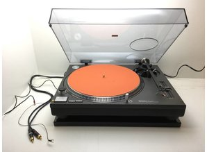 Technics SL 1210 MK2 turntable with Hi-fi mods