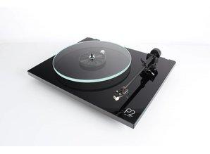 Rega Planar 2 Hi-fi turntable (Black)