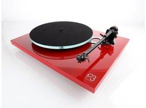 Rega Planar 3 Hi-fi turntable (Red)